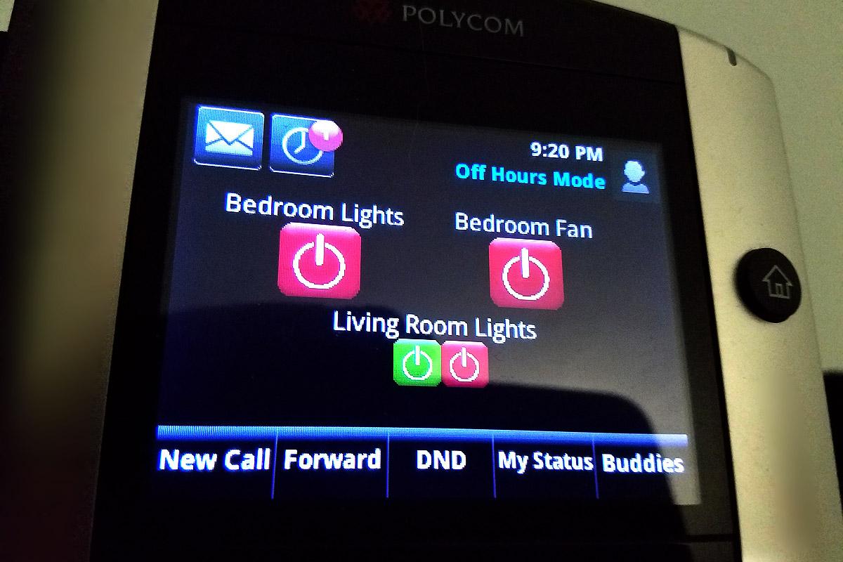 Smart Home VVX500