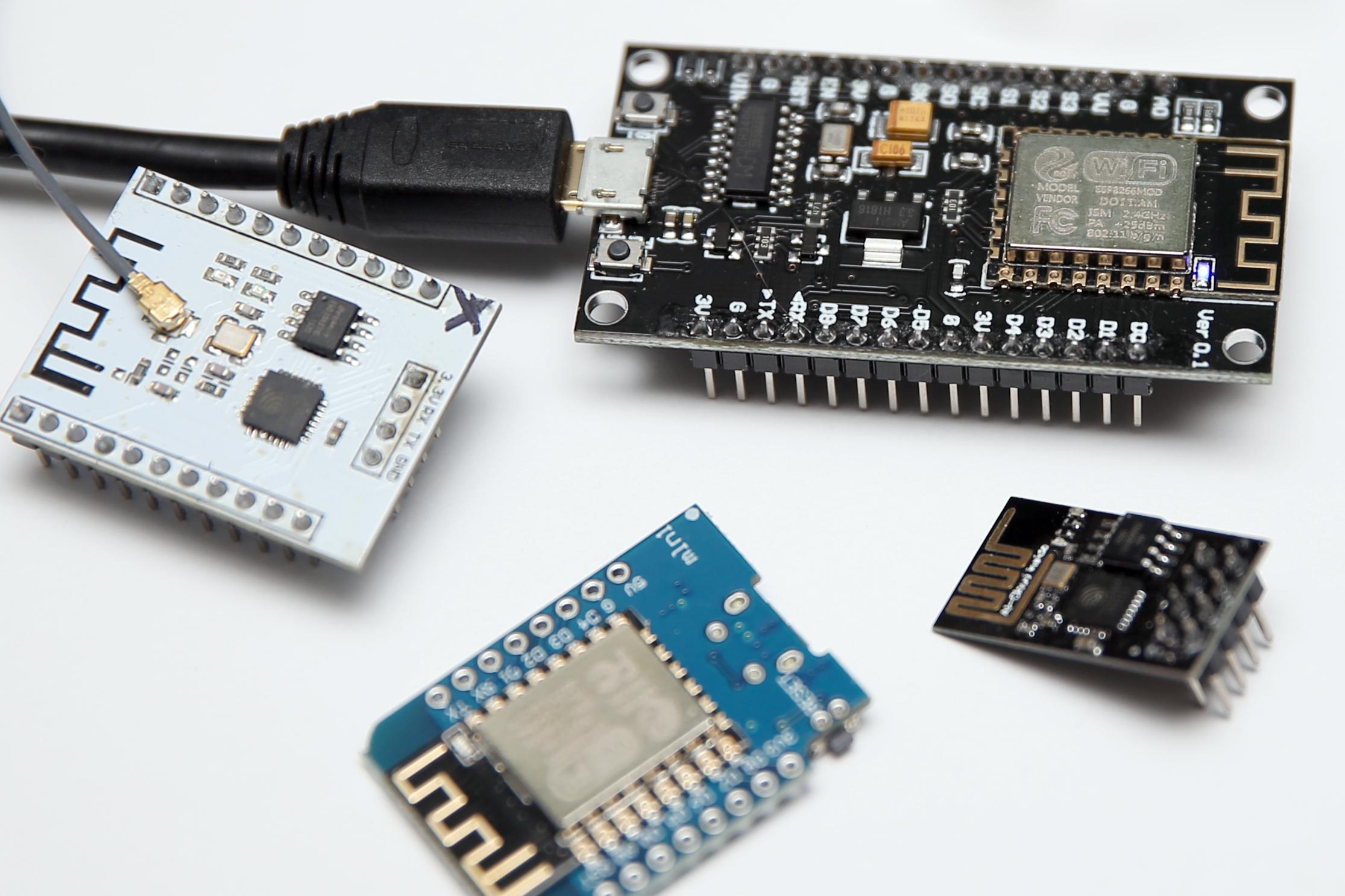 ESP8266 Chips