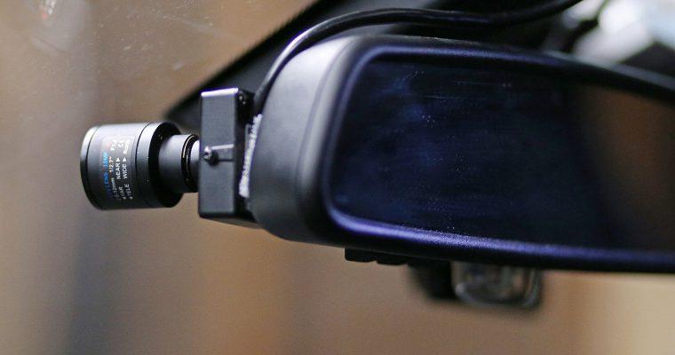 IP Camera in a Car